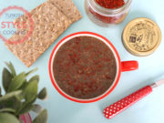 Filling Green Lentil Soup Recipe