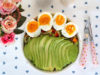 Eggs and Avocado Salad Recipe