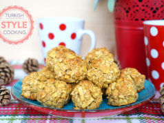 Apple Oatmeal Cookies Recipe