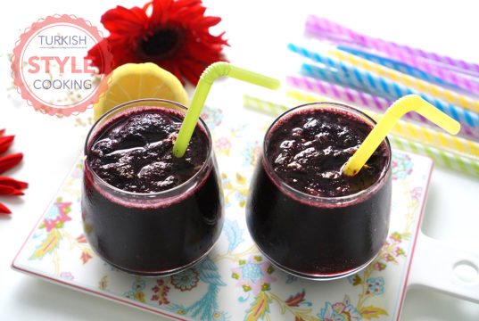 Frozen Black Mulberry Recipe