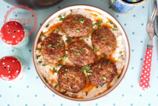 Ali Nazik Kebab With Kofta