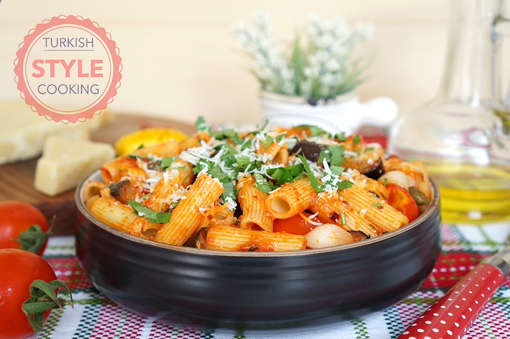 Rigatoni Puttanesca Recipe