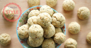 Whole Wheat Savory Cookies Recipe