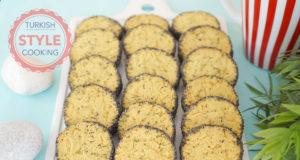 Savory Dill Cookies Recipe