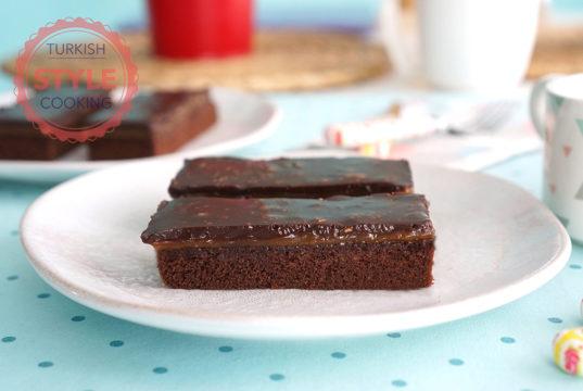 Caramel Chocolate Cake Recipe