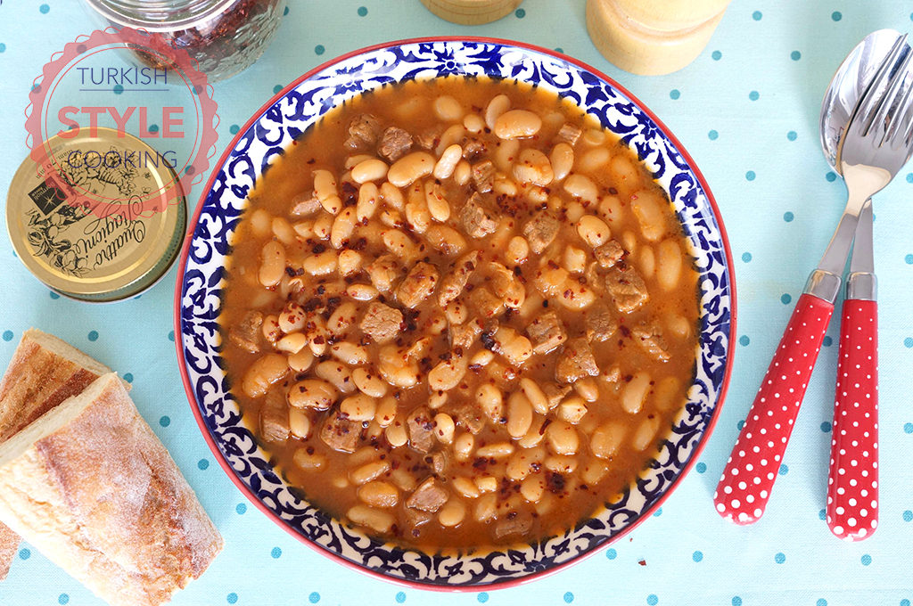 Bean Syew With Beef