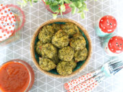 Baked Broccoli Tots Recipe