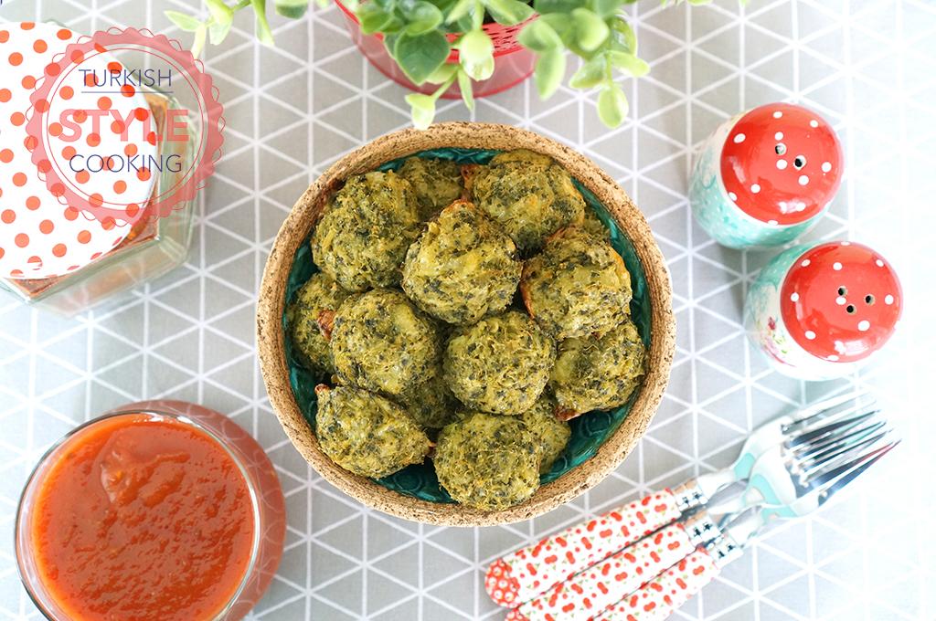 Baked Broccoli Tots Recipe