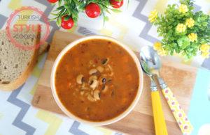 Black Eyed Peas Soup Recipe