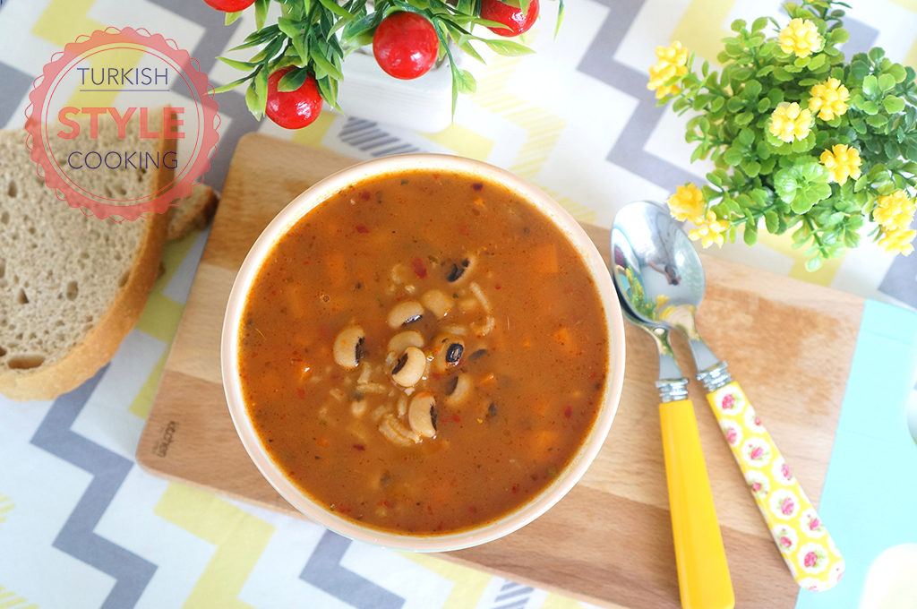 Black Eyed Peas Soup Recipe