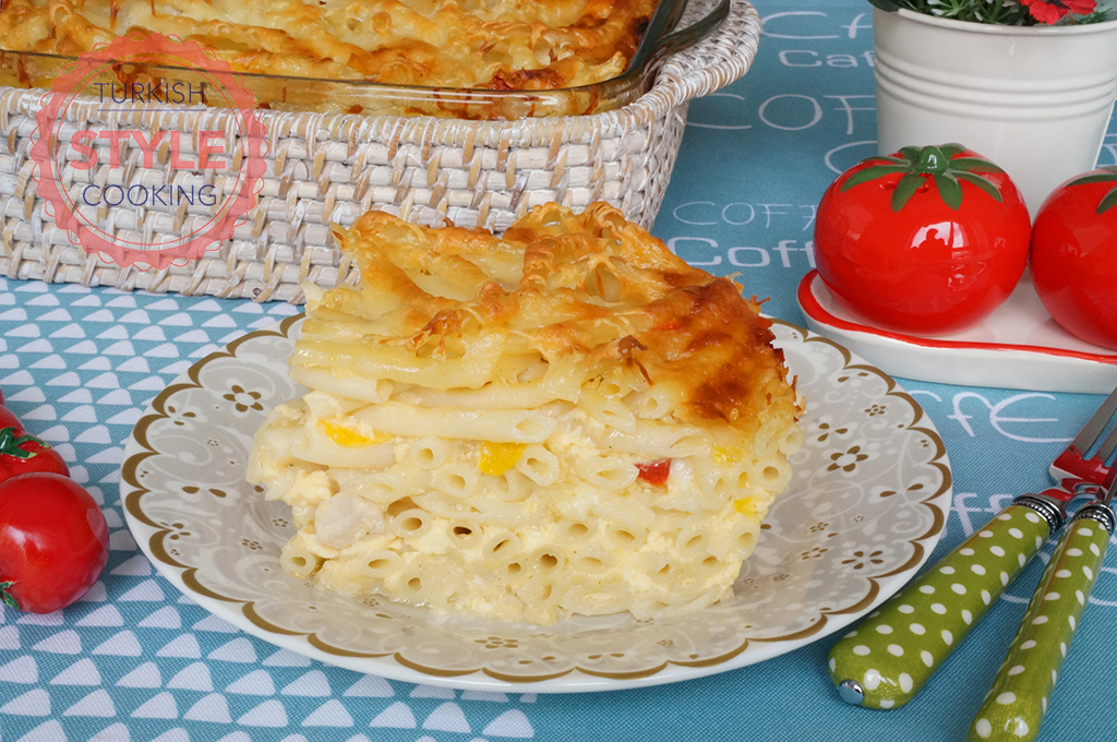 Baked Chicken Pasta Recipe
