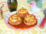 Chicken Kofta With Potato Puree (Hasan Pasha Kofta) Recipe