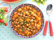 Fresh Kidney Beans Stew Recipe