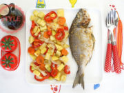Vinaigrette Sauce Bream Recipe