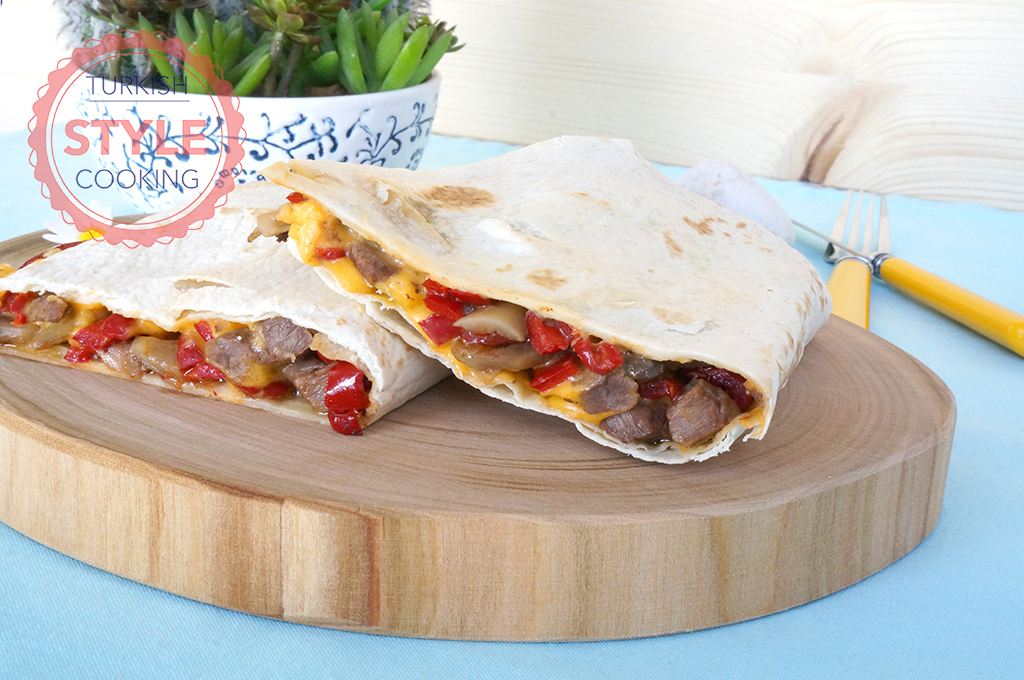 Beef Quesadilla Recipe