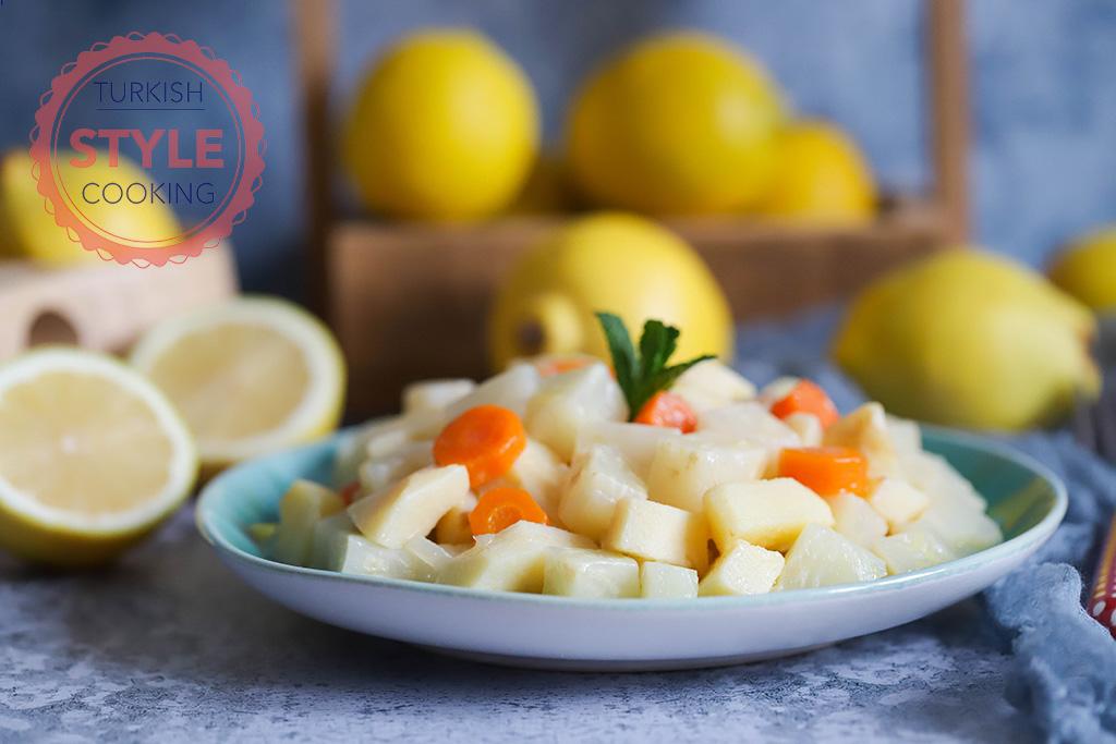 Quince Celery Recipe