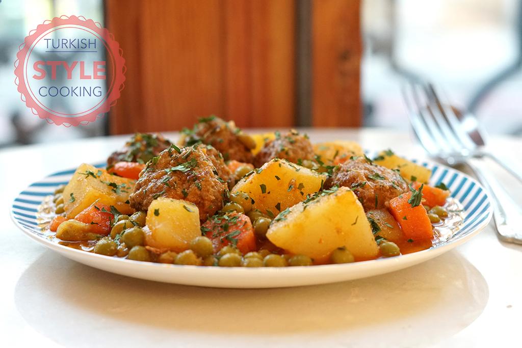Turkish Kofte Stew Recipe
