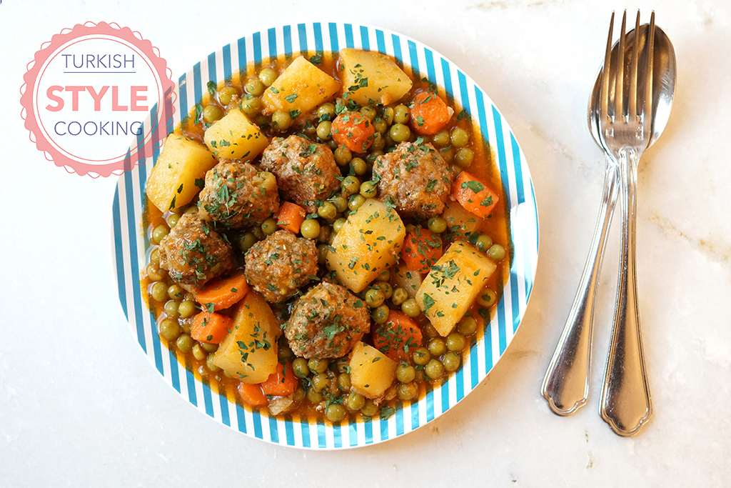 Turkish Kofte Stew Recipe