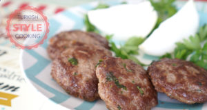 Traditional Turkish Kofte Recipe