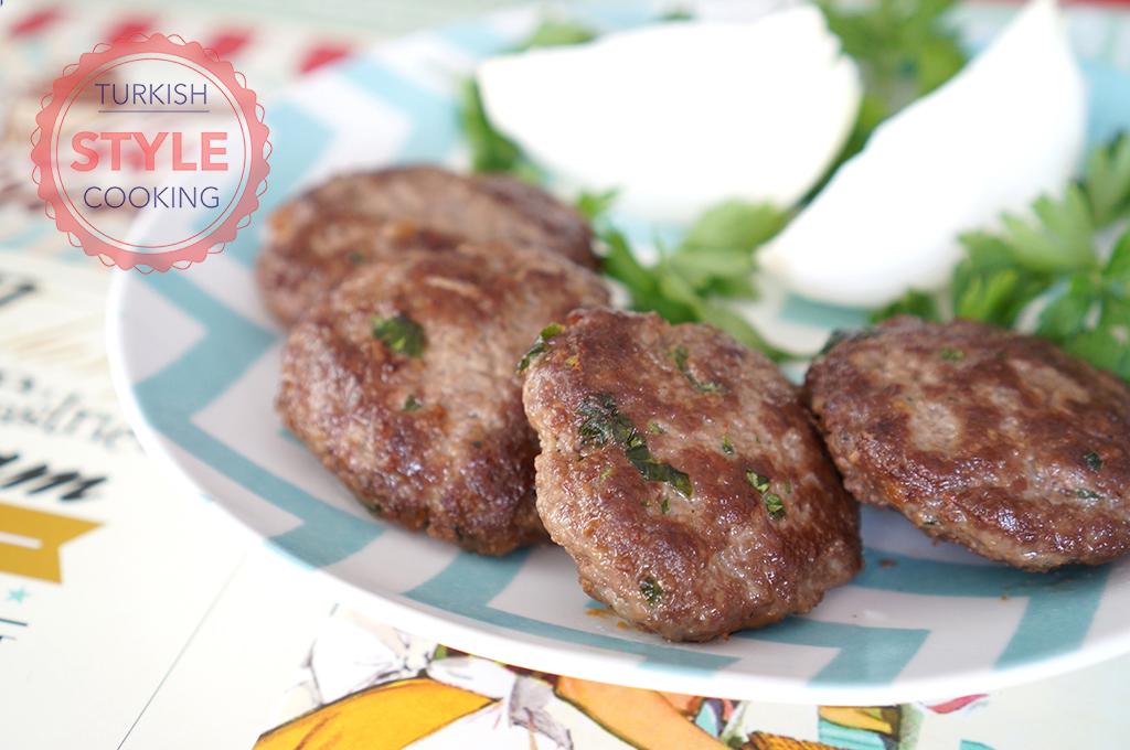 Traditional Turkish Kofte Recipe