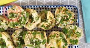 Parsley Artichoke Salad Recipe