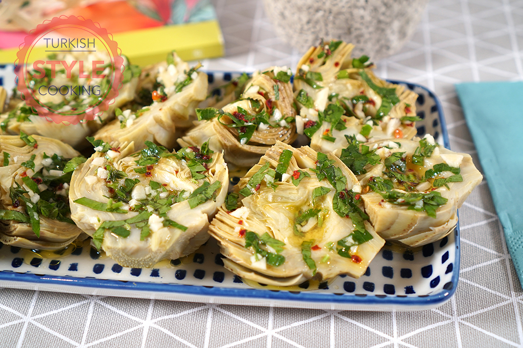 Parsley Artichoke Salad Recipe