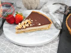 Tahini Chocolate Tart Recipe