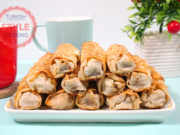 Ground Beef and Eggplants Borek Recipe