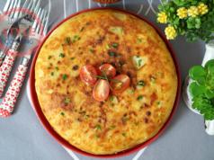 Spanish Omelette Tortilla Recipe