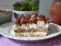 10 Minutes No Bake Tiramisu Recipe
