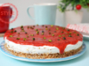 No Bake Sugar and Egg Free Flourless Cheesecake Recipe