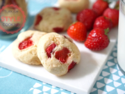 Strawberry Cookies Recipe