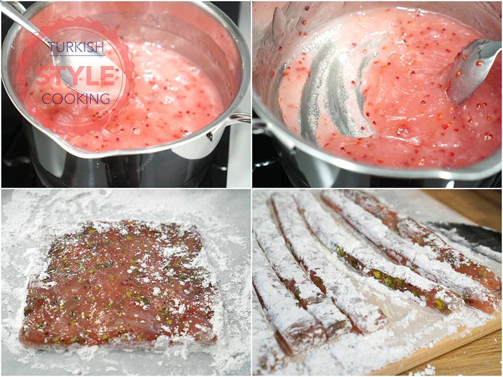 Lokum (Turkish Delight) Recipe