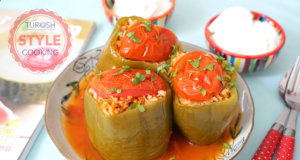 Pepper Dolma Recipe