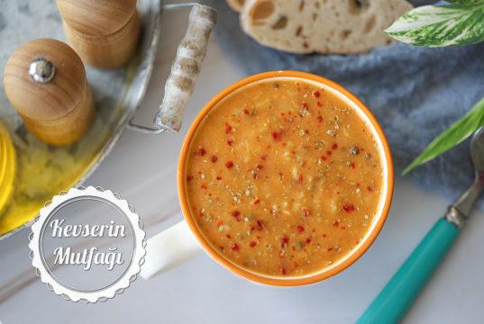 Restaurant Style Ezogelin Soup Recipe
