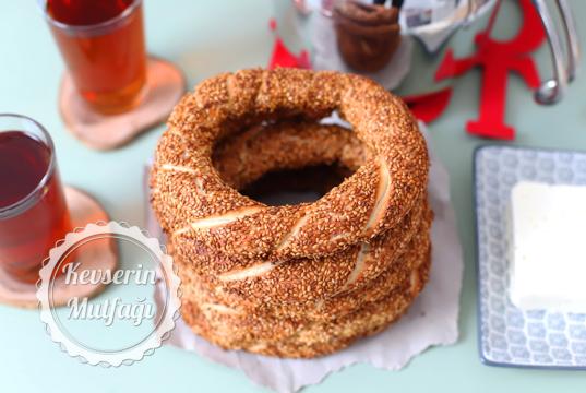 Crunchy Simit Recipe