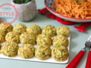Baked Zucchini Kofte Recipe