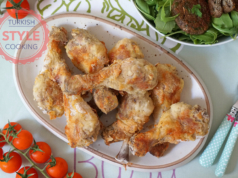 Baked Crunchy Drumsticks Recipe