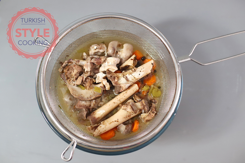 Home Made Bone Broth Recipe