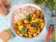 Aloo Gobi - Indian Style Cauliflower With Potatoes