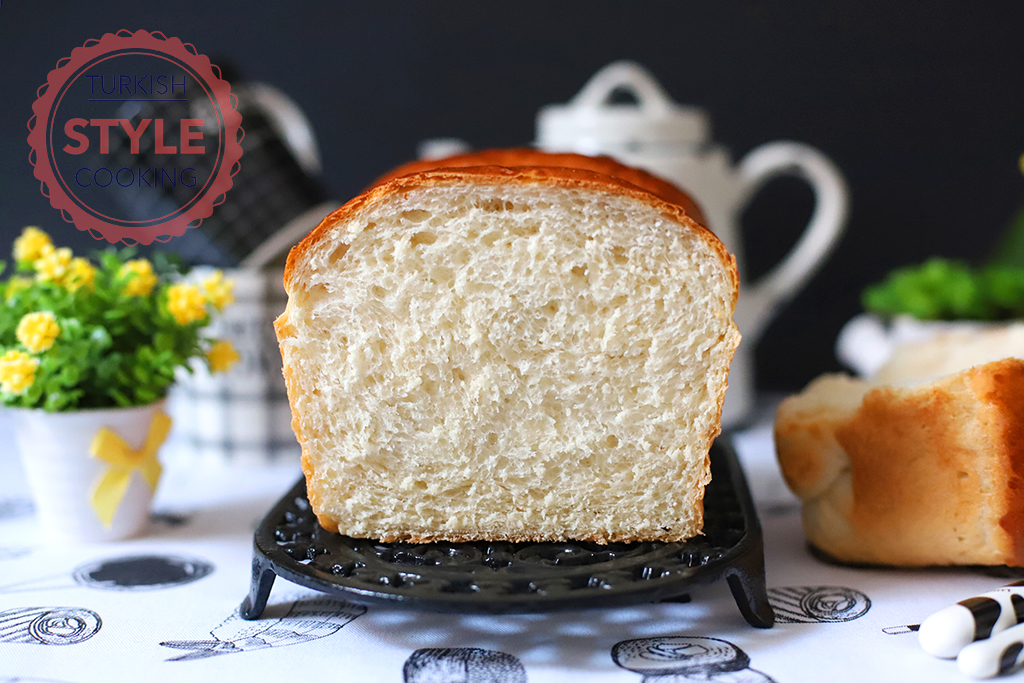 Japanese Tangzhong Bread Recipe