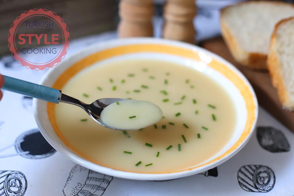 Potato And Celery Soup Recipe