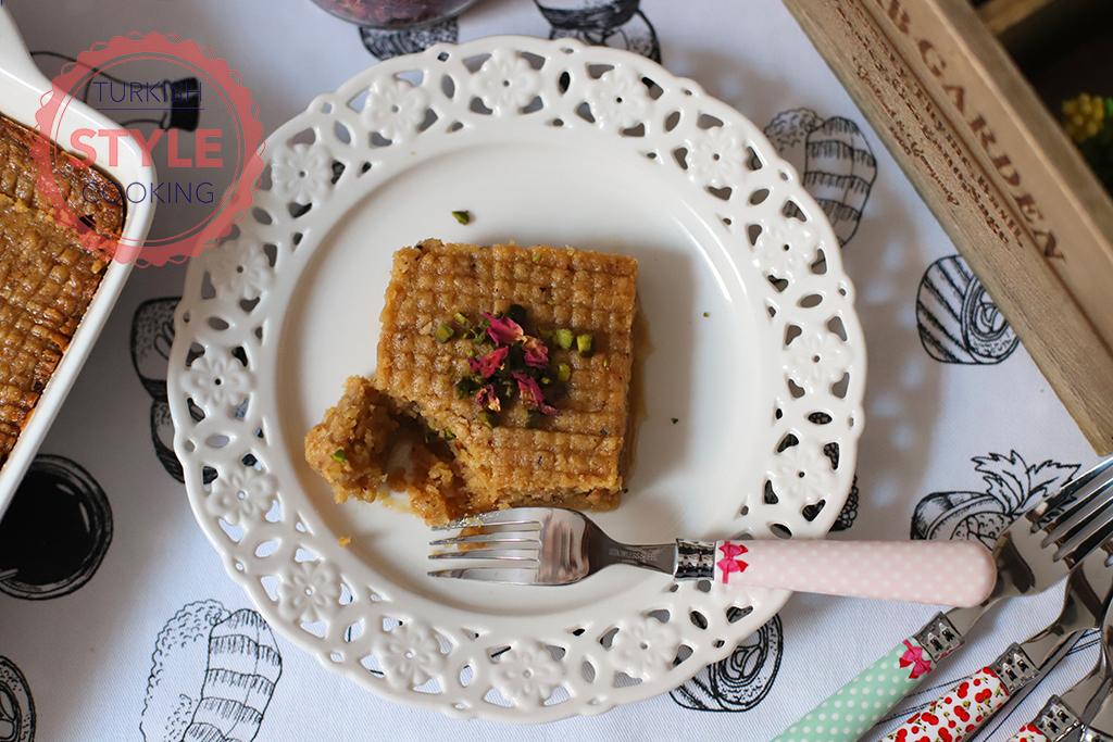 Nevzine Dessert Recipe