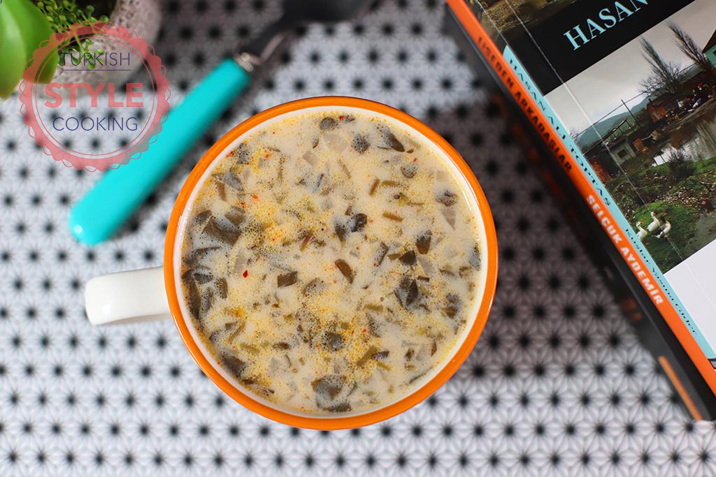 Purslane Soup Recipe