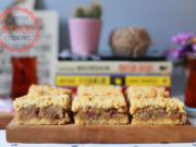 Apple Crumble Bars Recipe