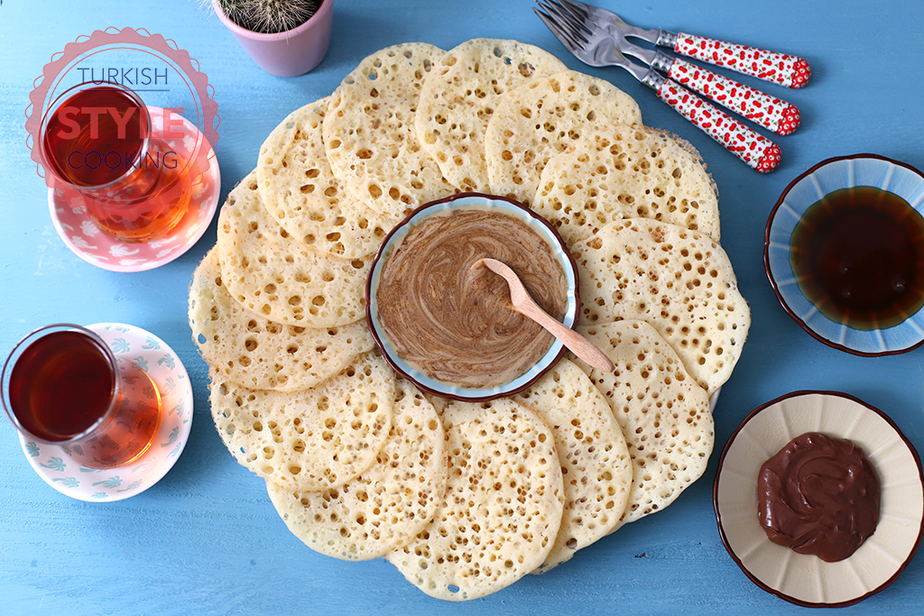 Baghrir Recipe