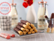 Chocolate Tahini Sticks Recipe