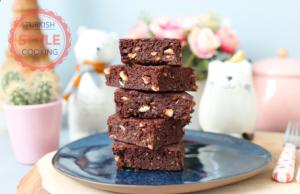 Gluten Free Red Bean Brownies Recipe