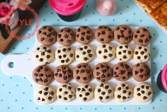 Turkish Chocolate Chip Cookies Recipe