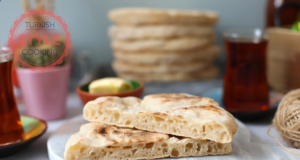 Sourdough Bazlama Bread Recipe